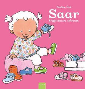 Saar krijgt nieuw schoenen